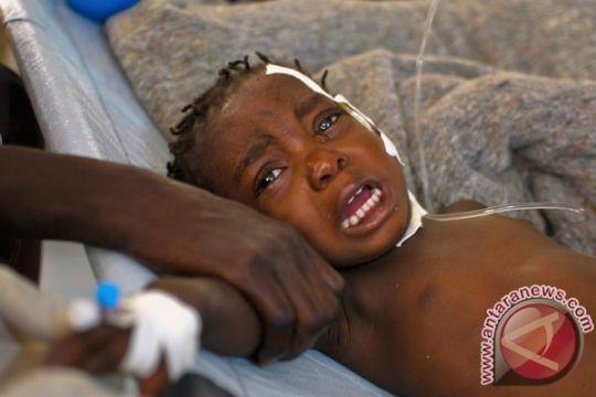 Kolera landa bagian barat-daya Burundi