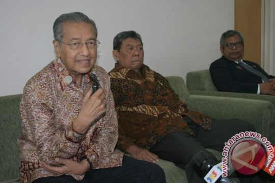 Mahathir Muhammad kukuh bakal terapkan SST