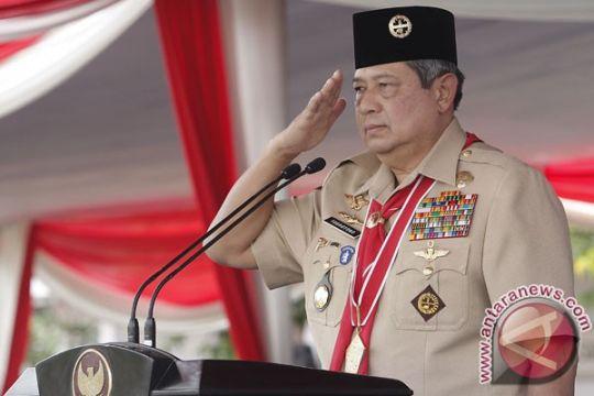 Presiden hadiri peringatan Hari Pramuka