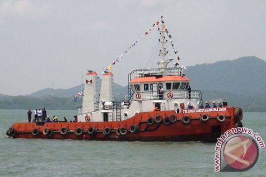Kapal batu bara tenggelam, dua ABK tewas