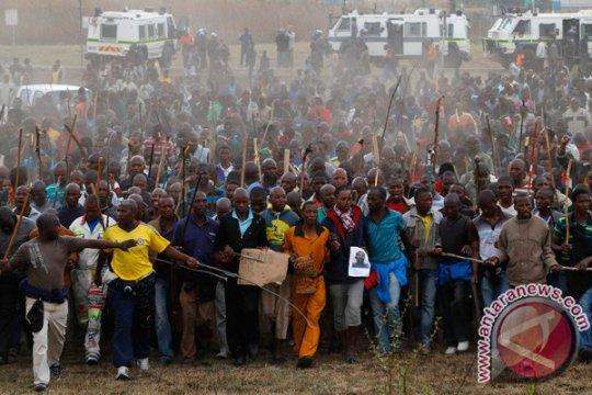 Buruh di Afrika Selatan berencana mogok kerja demi protes pemerintah