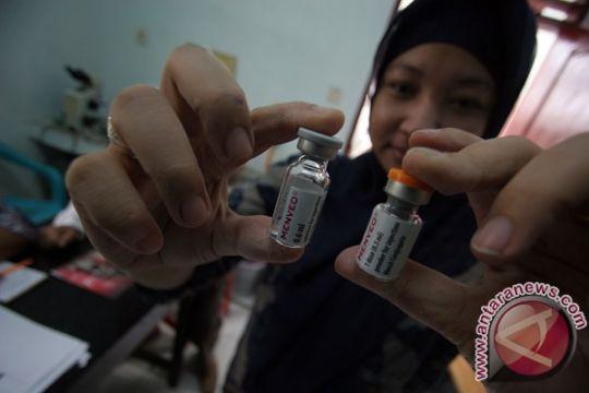 Efektivitas vaksinasi meningitis 70 persen
