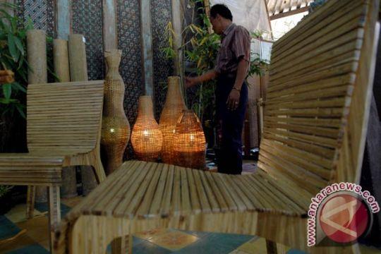 Ekspor kerajinan bambu ramai ke Jepang