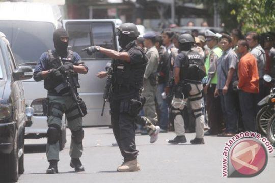 Penjelasan polisi soal penembakan teroris di Tulungagung
