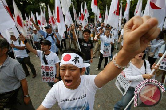 China kembali bantah kunci radar Jepang