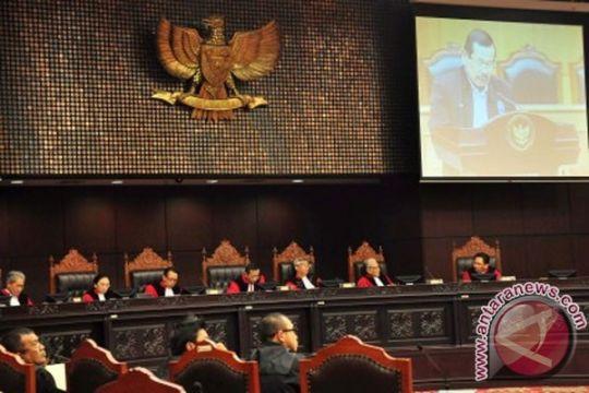 DPR dan MK akan pilih hakim konstitusi baru