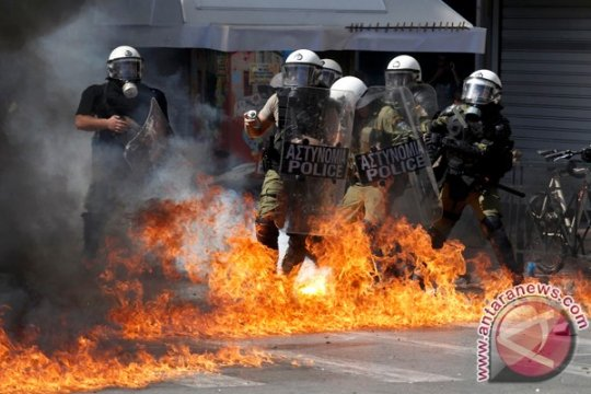 Buruh swasta akan mogok kerja pada 2 Oktober di Yunani