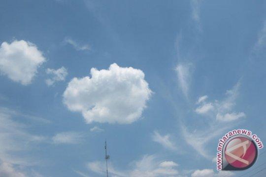 BMKG: Warga Jakarta akan disambut cuaca cerah berawan pada Kamis pagi