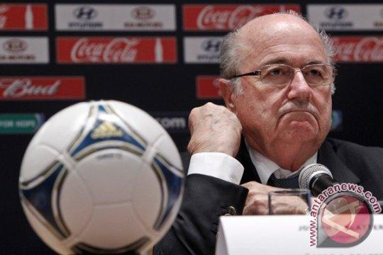 Sepp Blatter siratkan keinginannya kembali pimpin FIFA