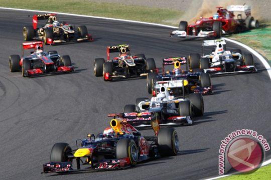 Turki ingin kembali gelar Formula Satu