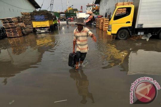 BNPB: waspadai banjir rob Rabu-Kamis
