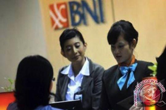 Transaksi BNI Gelegar Expo Rp128 miliar
