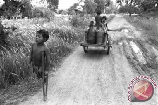 Tiga bocah Kamboja tewas dalam ledakan mortir tua