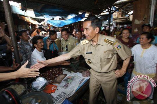 Blusukan Jokowi dan ide rekayasa cuaca