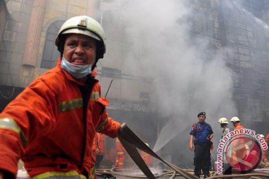 Dinas Pemadam Kebakaran tetap siaga pada Lebaran 1434 Hijriah