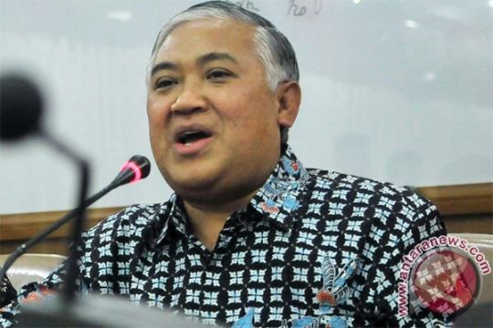 Din Syamsuddin: Poros Islam sulit terwujud