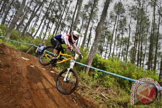 Kompetisi Downhill dan Enduro nasional segera digelar di Bandung