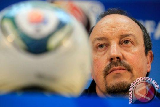 Benitez tandatangani kontrak tiga tahun di Newcastle