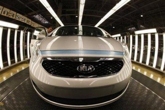 Kekurangan semikonduktor, produksi Hyundai - Kia dihentikan sementara