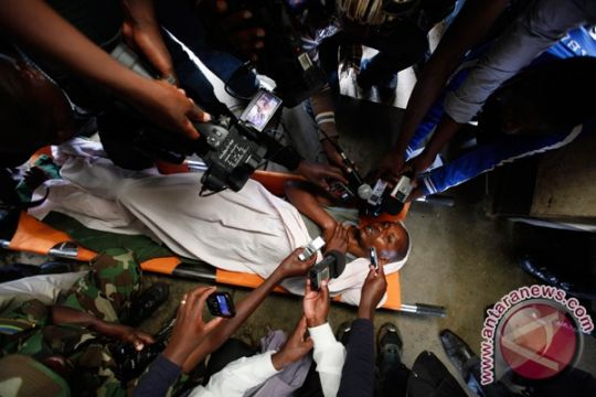 DK PBB dukung operasi lumpuhkan gerilyawan Rwanda