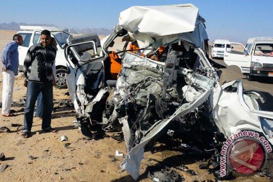 20 Orang tewas dalam kecelakaan maut di Mesir