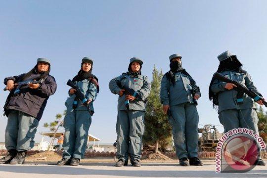 Karena bekerja, wanita Afghanistan ditembak dan dibuat buta