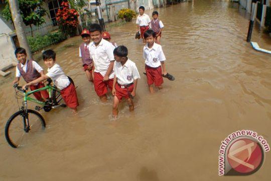 24 wilayah di Kota Tangerang rawan banjir