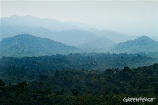 Gempa landa pedalaman Kalimantan Selatan