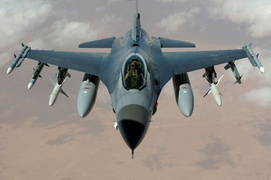 AS kirim jet tempur F-16 ke Polandia