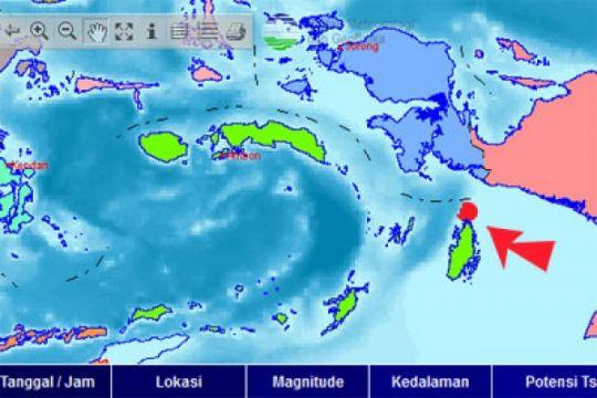 Gempa 5,1 SR guncang Maluku Tenggara Barat