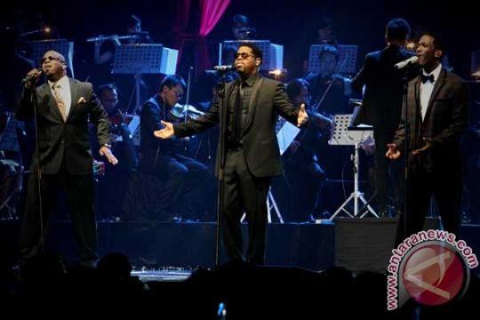 Konser harmoni Boyz II Men