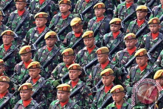 25 putra pedalaman Papua lulus seleksi bintara TNI
