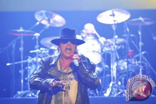 Tiket konser Gun N' Roses dibanderol mulai Rp 250 ribu