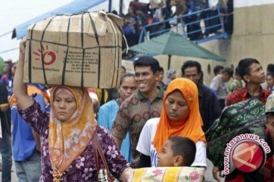 60 personel Dishub Kabupaten Gorontalo tangani arus mudik
