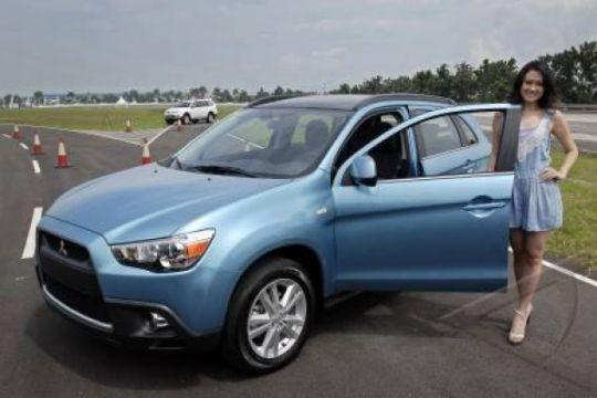 """Mitsubishi tarik kendaraan di China karena masalah """"wiper"""" kaca depan"""
