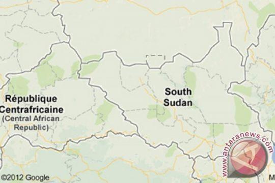 Sudan Selatan mulai mundur dari perbatasan