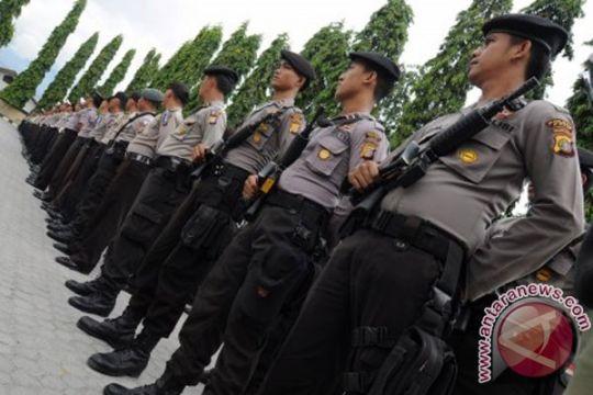 Tahun Baru di Palu dijaga 1.200 petugas keamanan
