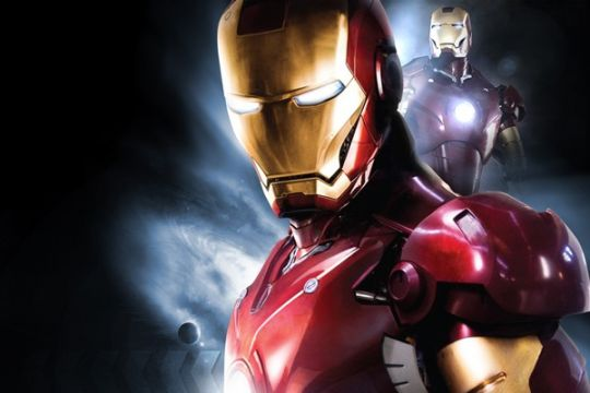 Baju Iron Man yang dipakai Robert Downey Jr dicuri