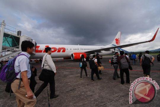 Kru Lion Air penerbangan Manado-Guangzhou diisolasi ke RS Kandouw