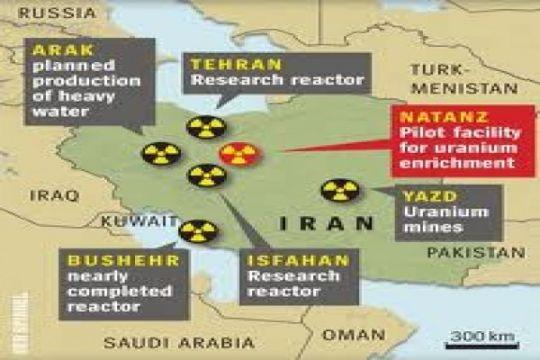 Iran gantung ilmuwan nuklir yang didakwa sebagai mata-mata