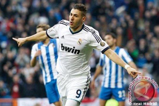 Cukur Malaga 6-2, Madrid paksa Barcelona menunggu lagi