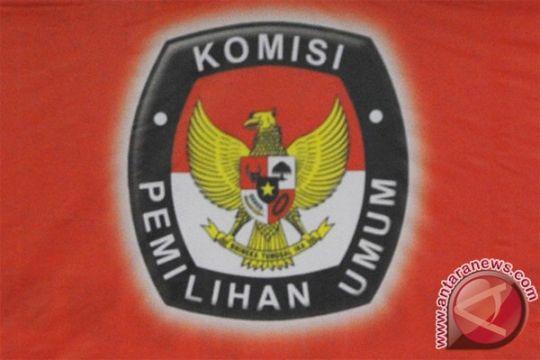 KPU Pekanbaru belum lipat surat suara pilpres