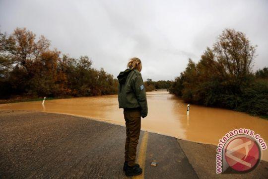 Lebanon terendam banjir akibat hujan lebat