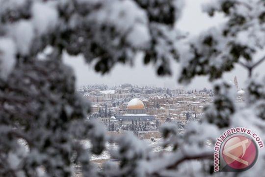 Duta besar Palestina minta bantuan hentikan perubahan Jerusalem