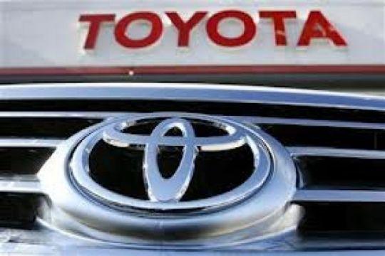 Toyota siapkan peta mudik digital