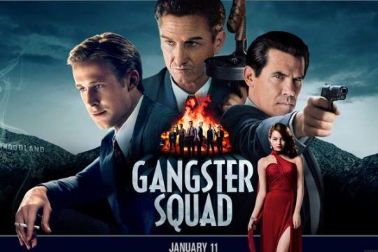 """Gangster Squad"", bingkai cantik aksi brutal gangster"