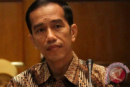 Penataan kawasan kumuh jadi fokus Jokowi