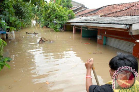 Banjir kembali melanda Tangerang