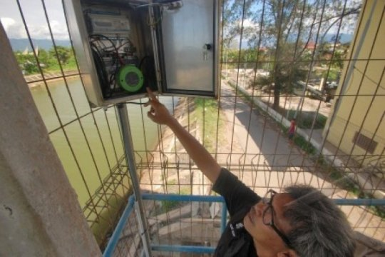 BMKG siap pasang 14 alat informasi gempa dan tsunami di Sumbar