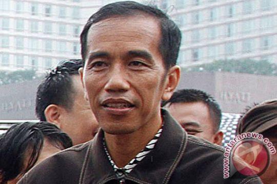 Jokowi kembali pantau perbaikan tanggul malam ini